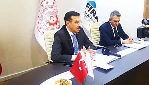 Tüfenkci,FKA'nın Malatya'daki Çalışmalarını Önemsiyoruz