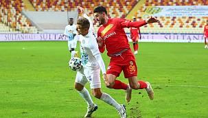 Y,Malatyaspor'da Çay Keyfi 4-1