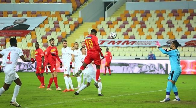 Y.Malatyaspor'da Kayserispor Maçı Hazırlıkları Sürüyor