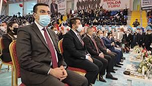 Tüfenkci,Türkiye'yi Her Alanda Dört Katı Büyüttük