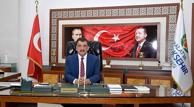 Başkan Gürkan'dan,Berat Kandili Mesajı