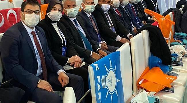 Güder, AK Parti 7.Olağan Kongresine Katıldı