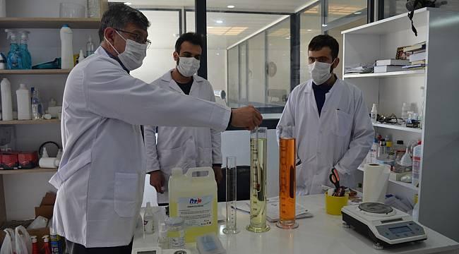 Virüs 'den Korunmak İçin Dezenfekte Şart