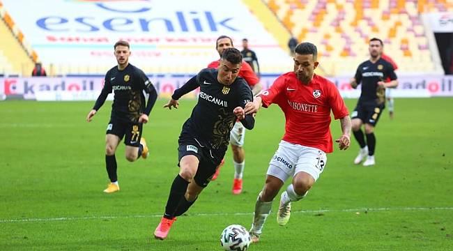 Y.Malatyaspor 2 Gaziantep FK 2