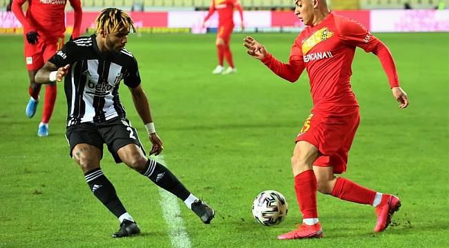 Y.Malatyspor Sahasında Beşiktaş'a Boyun Eğdi 0-1