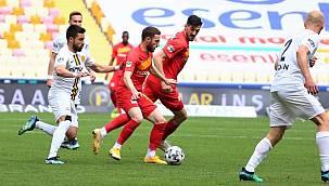 Ankara'nın Gücü,Malatya'ya Yetmedi 2-1