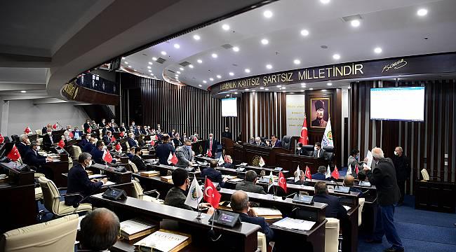 Büyükşehir,Meclisi Komisyon Atamalarını Gerçekleştirdi