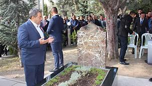 Fendoğlu'ndan,Alpaslan Türkeş'i Anma Mesajı