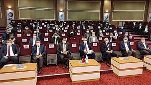 MTSO'da,Saha İstanbul Malatya Buluşması