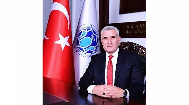 Başkan Güder'den, 1 Mayıs Mesajı