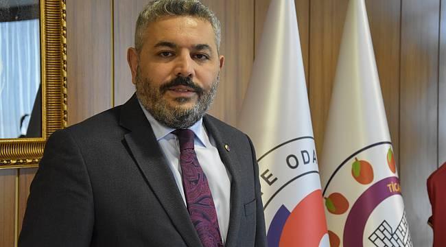Başkan,Sadıkoğlu'dan ,1 Mayıs Mesajı