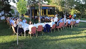 Başkan Güder, Personellerle İstişare Toplantısı Yaptı