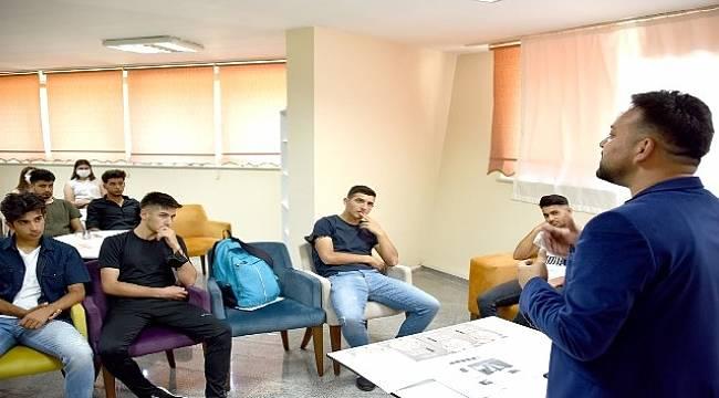 Büyükşehir'den Öğrencilere Moral-Motivasyon Desteği