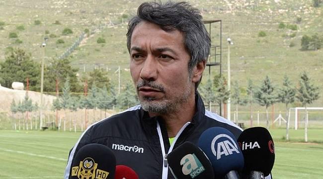 Y.Malatyaspor'da Ali Ravci İle Yollar Ayrıldı