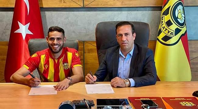 Yeni Malatyaspor'a Flaş Transfer