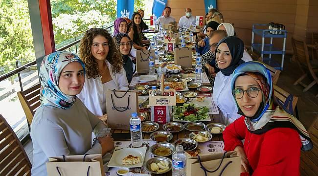"""Gıda Mühendisleri Derneği Malatya""""da Toplandı"""