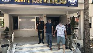 Sahte Dekont İle Dolandırıcılığa 2 Tutuklama