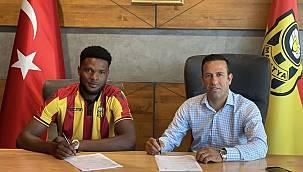 Yeni Malatyaspor'da Tetteh İmzaladı