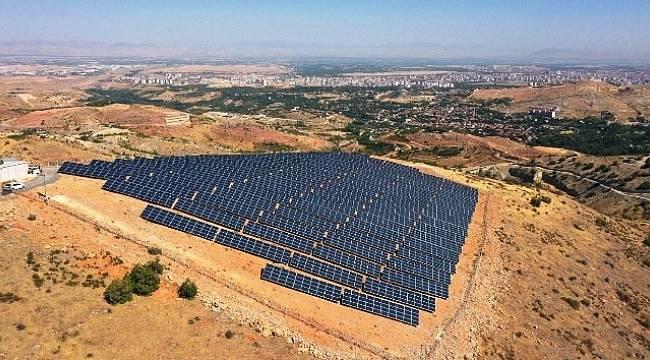Güneş Enerjisi Santrali Yeşilyurt'a Umut Oluyor