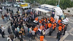 Malatya'da AK Parti üye Kaydına Yoğun İlgi